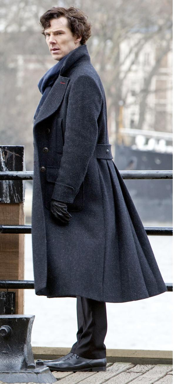 sherlock holmes overcoat fashion mensstyleandallthatjazz. Black Bedroom Furniture Sets. Home Design Ideas
